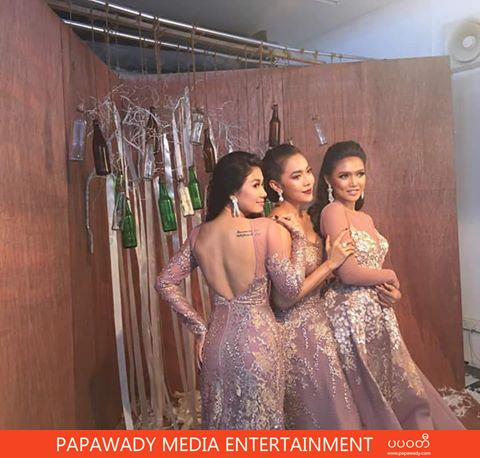Thinzar Wint Kyaw Special Selfie Shots , Behind The Scenes , Playing Snow , Asus Phone Grand Opening Pictures in May