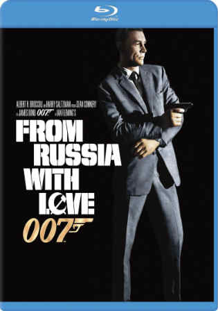 From Russia With Love 1963 BluRay 400MB Hindi Dual Audio 480p Watch Online Full Movie Download bolly4u
