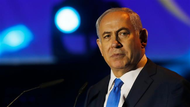 Prime Minister Benjamin says Tel Aviv regime will never 'uproot' Israeli settlements from West Bank