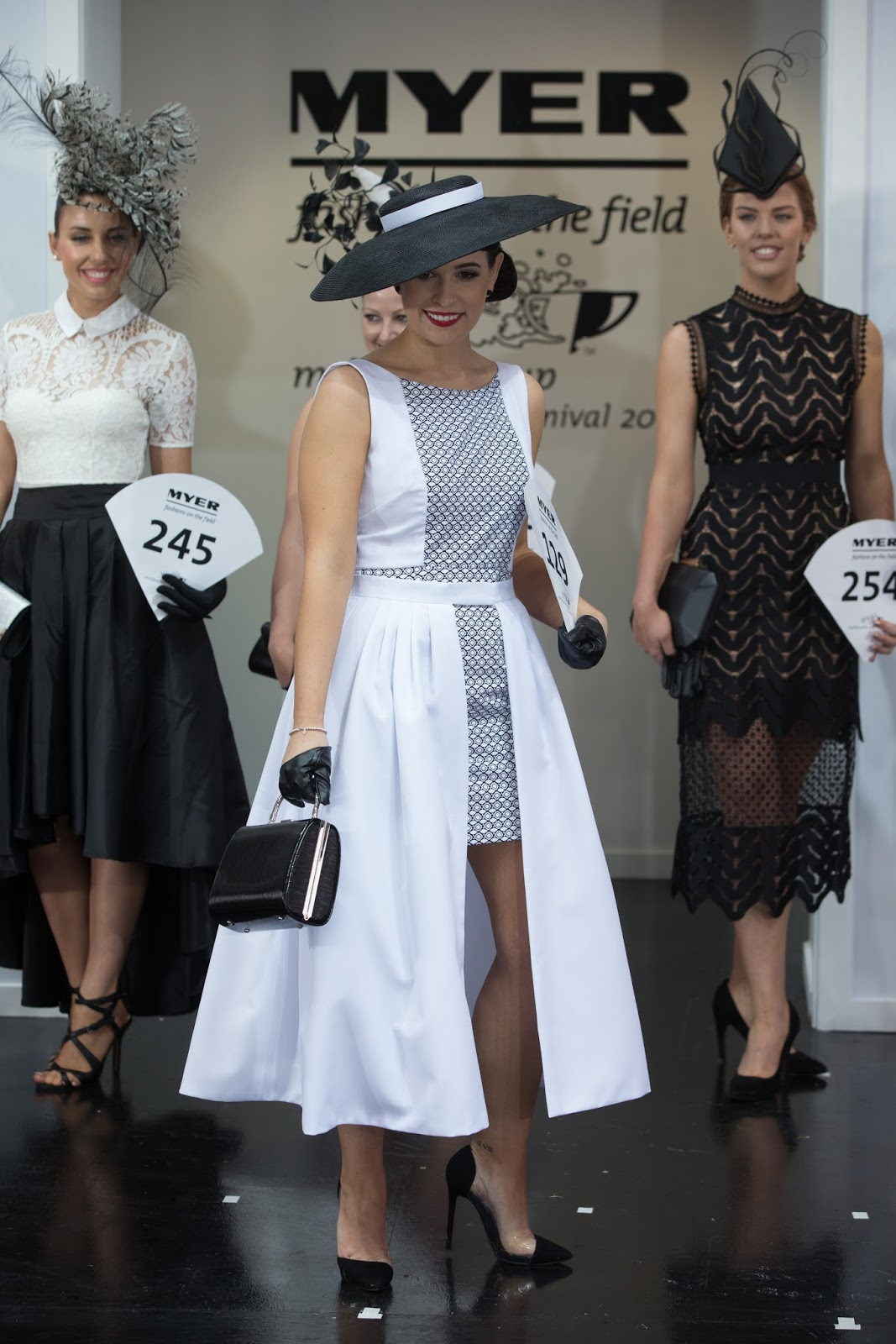 Racing Fashion: Derby Day Fashions On The Field