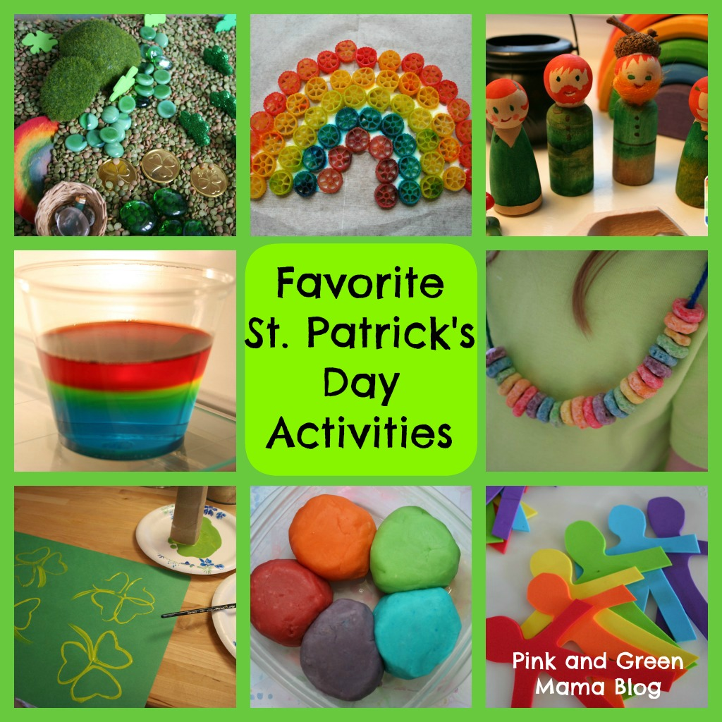 The Art Photo Top 10 Favorite St Patrick S Day