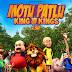 Motu Patlu: King Of Kings (2016) DVDRip Hindi