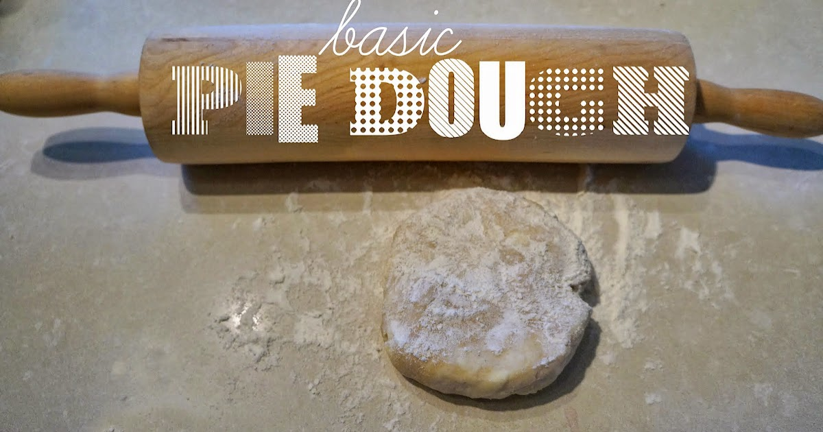 racheerachh eats: Basic Pie Dough