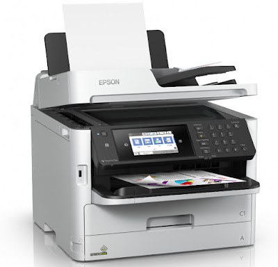 Epson WorkForce Pro C5710DWF Drivers and Software Download
