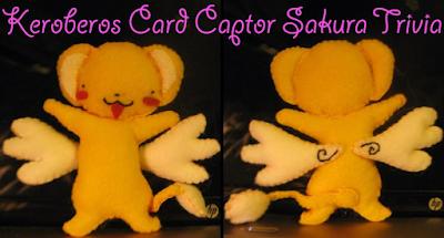 keroberos, cardcaptor sakura, card captor sakura, anime, manga