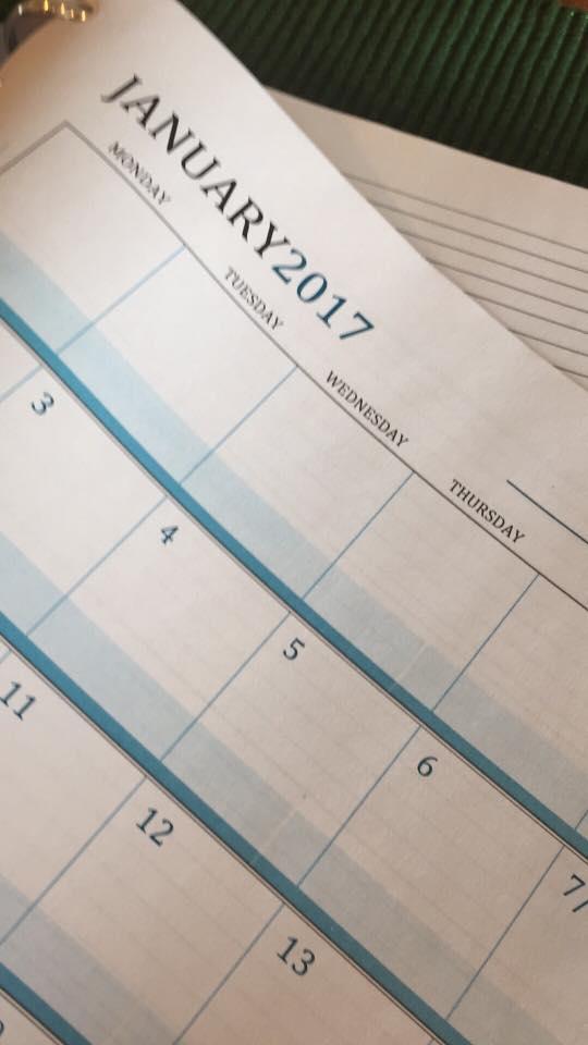 Dearmyrtles Genealogy Blog Setting Up My Bullet Journal Part 5