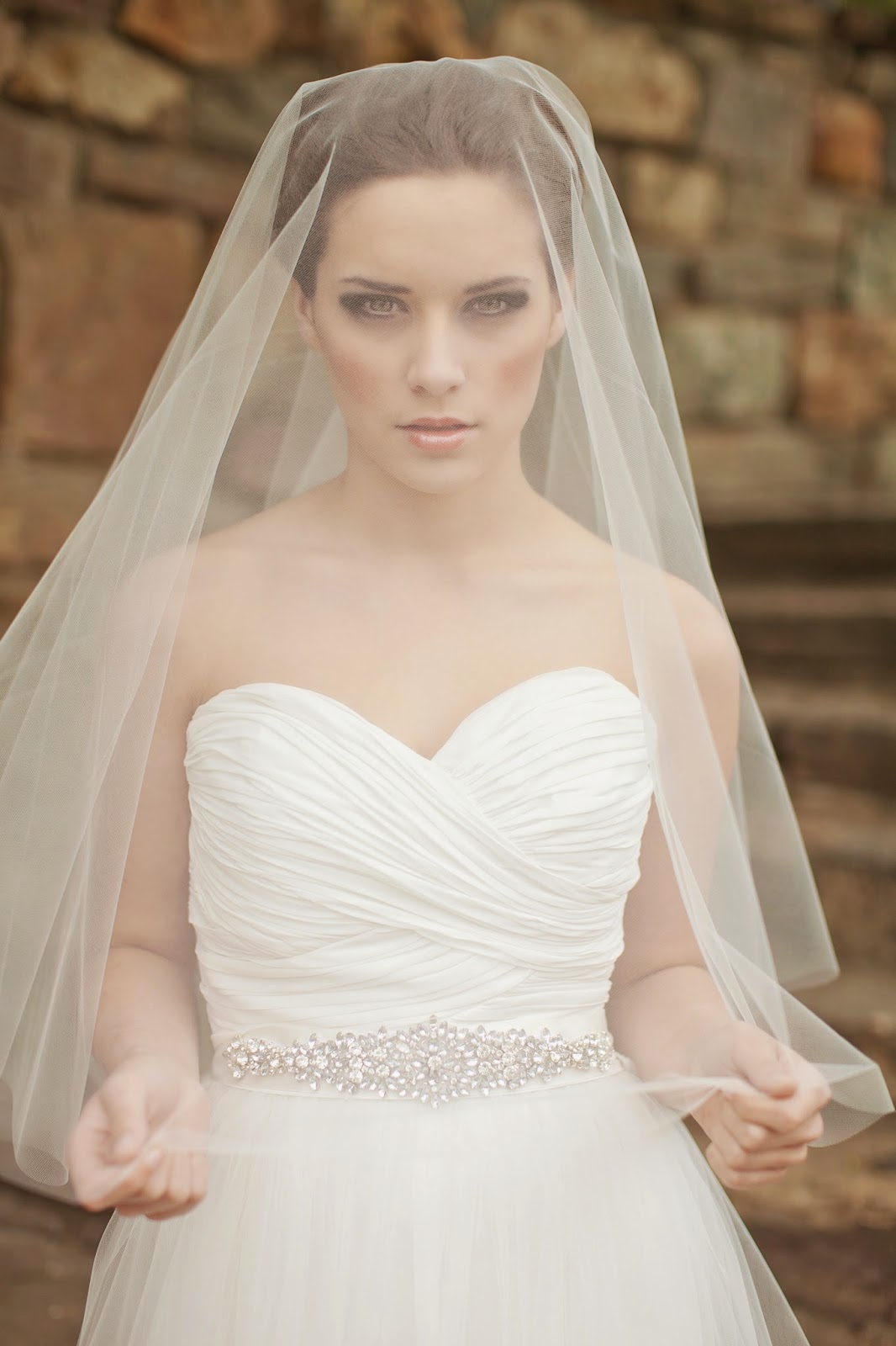 Melinda Rose Design: Different Types Of Wedding Veils