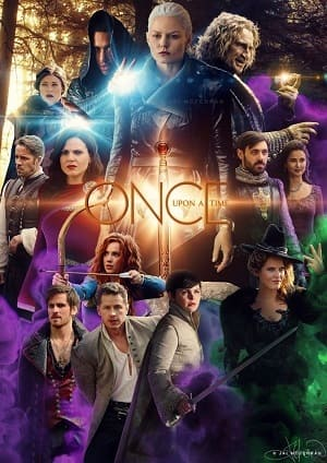 Torrent Série Once Upon a Time - 7ª Temporada Legendada 2017  720p BDRip HD WEB-DL completo
