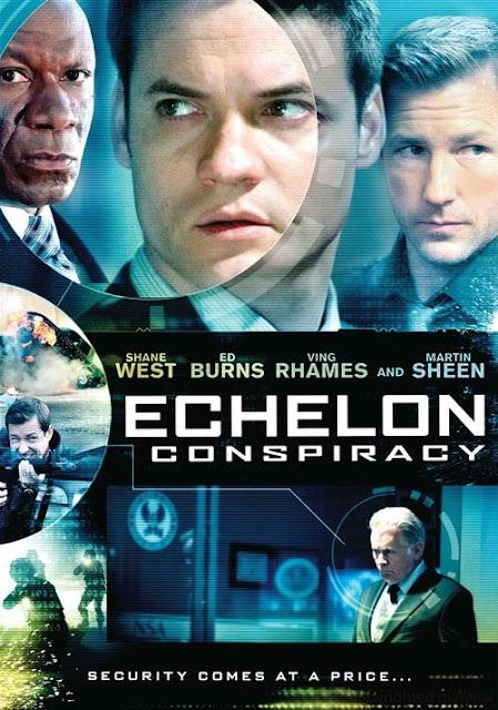 Echelon Conspiracy (2009) ทฤษฎีบงการสะท้านโลก