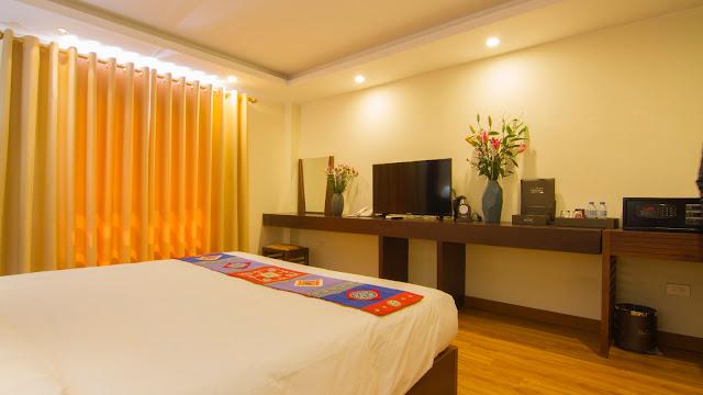 Khách Sapa Freesia Hotel