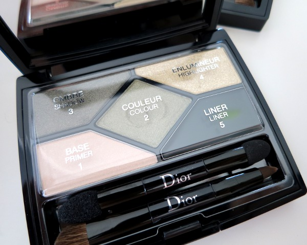 Dior 5 Couleurs Designer All-in-One Eyeshadow Palette