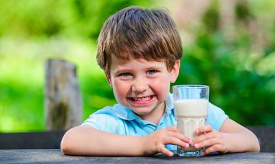 Alimentación niñez