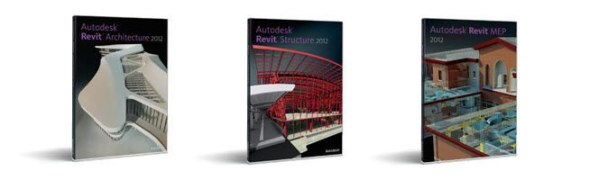 REVIT Structure Learning Curve: Revit 2012 Trial Versions Ready For