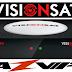 VISIONSAT SPACE HD NOVA ATUALIZAÇÃO V1.26 - 08/04/2018
