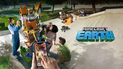 Minecraft Earth Apk for Android