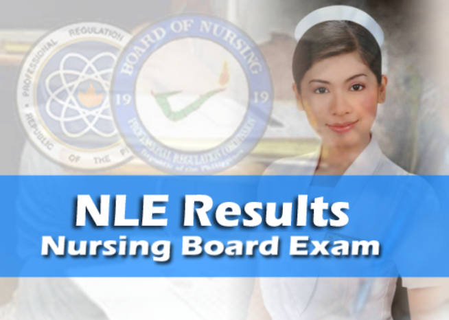 November 2015 NLE results on January 8?