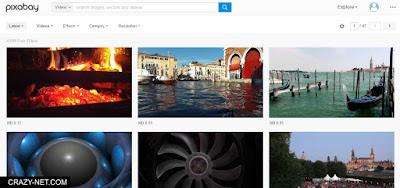 افضل المواقع لتحميل صور و موسيقى و فيديوهات بدون حقوق ملكية