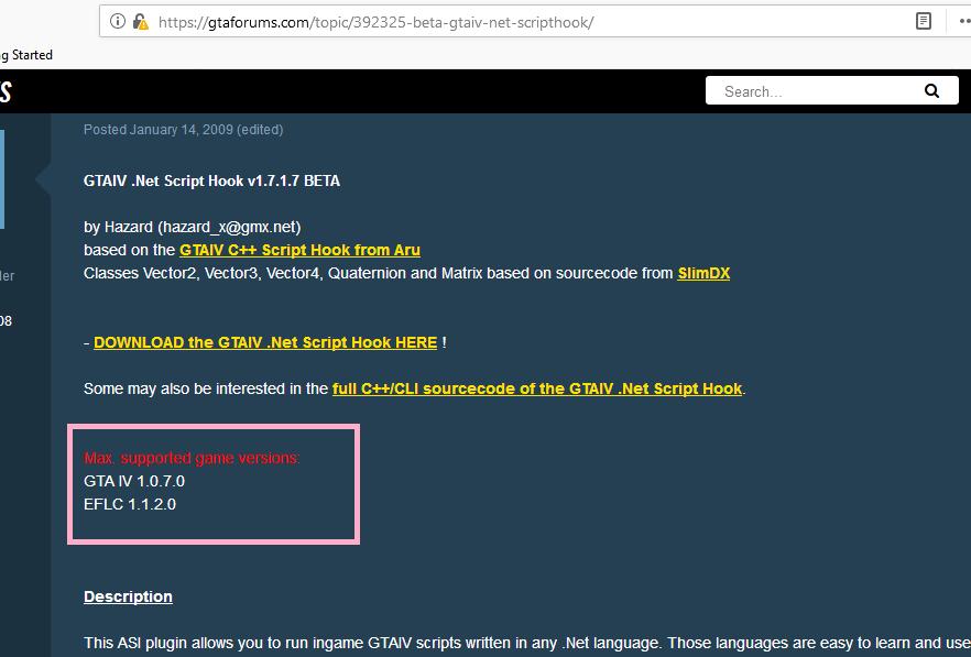GTA4 Script mod instruction | HDN SHARE CENTER