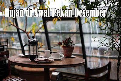 Puisi Hujan di Awal Pekan Desember