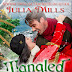 Review - 5 Stars - Book: Tangled in Tinsel  by Author: Julia Mills  @JuliaMills623