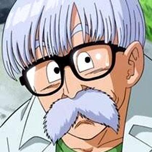 Dragon Ball Dr. Brief