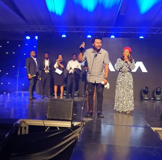 Mercy Chinwo & EeZee Tee Bag 4 Awards At AGAFEST 2019