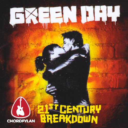 Lirik dan Chord Kunci Gitar 21 Guns - Green Day