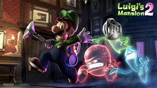 Luigi's Mansion Xbox 360 Wallpaper