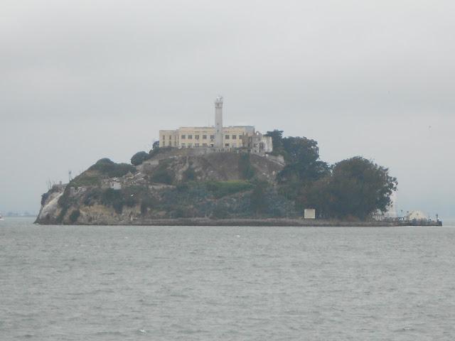 Alcatraz em São Francisco