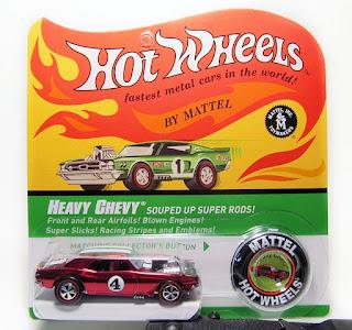 "HWC ""Spoilers"" Heavy Chevy"