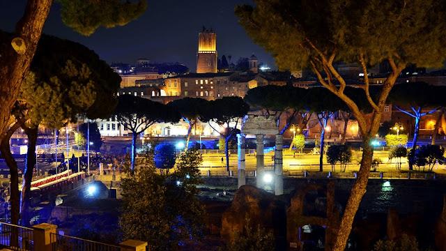 Night em Roma