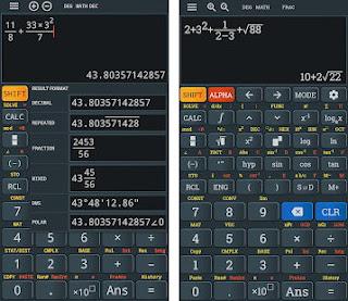 أفضل آلة حاسبة كاسيو بزنس  casio business premium pro apk، أفضل آلة حاسبة علمية للموبايل الاندرويد مدفوعة كاملة مجانا ، الآلة الحاسبة المدفوعة تعمل على الهواتف الذكية لطلاب الثانوية العامة والجامعات برابط مباشر مجانا
