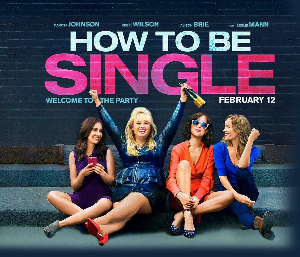How to be single 2016 west usa bluray 720p shaanig 900mb starring dakota johnson rebel wilson alison brie leslie mann damon wayans jr anders holm jake lacy and jason mantzoukas it was released on february ccuart Images