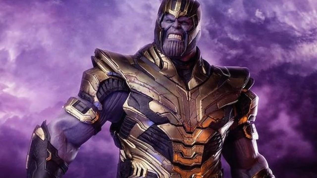 Arte conceitual de Vingadores: Ultimato mostra que Thanos quase usou uma grande arma