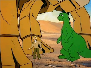 Godzilla - Desenho Hanna-Barbera
