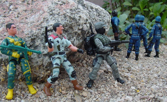 2004 Anti Venom Mutt, Unproduced, Midnight Chinese, Rare G.I. Joe Figures, Variant, Estrela, Brazil, Tiro Certo, Bulletproof, 1989 Night Force shockwave, 2004 Cobra Trooper, Nullifier, Flak Viper