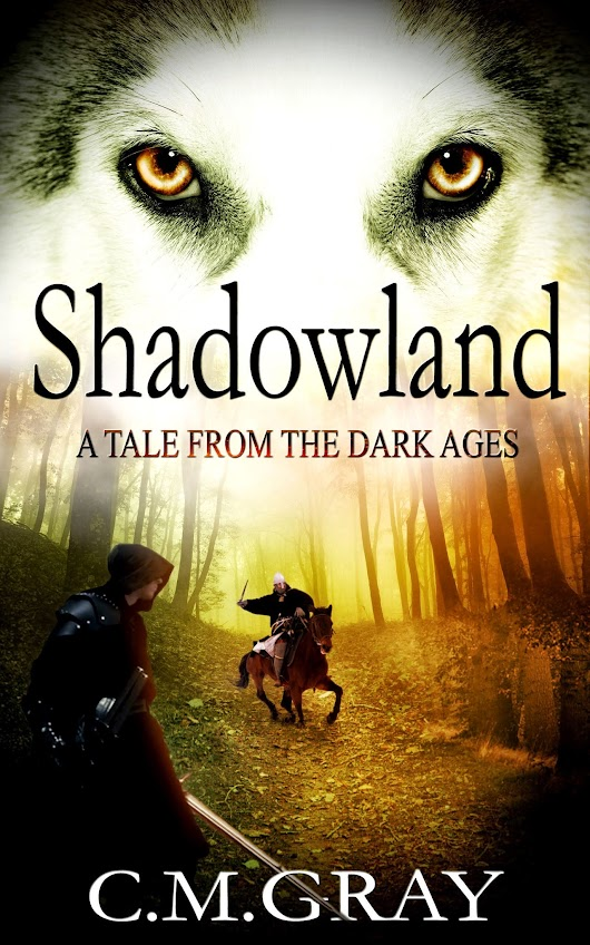Amazing new cover for Shadowland!