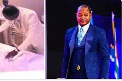 HIV Positive Man Dies After Being 'Healed' By Controversial Pastor Alph Lukau