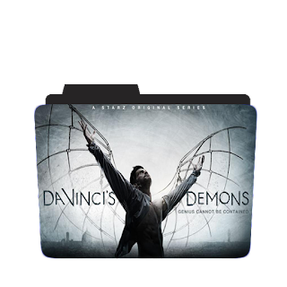 Preview of Da vinci demon, tv show, official, folder icon