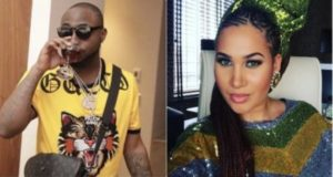 Davido Caught Flirting With Caroline Danjuma On Instagram-WWW.mp3made.com.ng