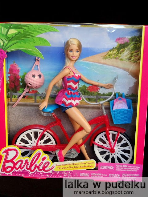Glam Bike Barbie®, Shoes Barbie® 2014