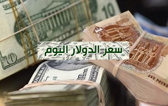 سعر الدولار اليوم الاثنين 13-2-2017 الورقة الخضراء مقابل الجنية فى البنوك والسوق السوداء