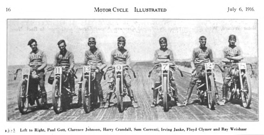Mototique: A Short History of Harley-Davidson's Early OHV