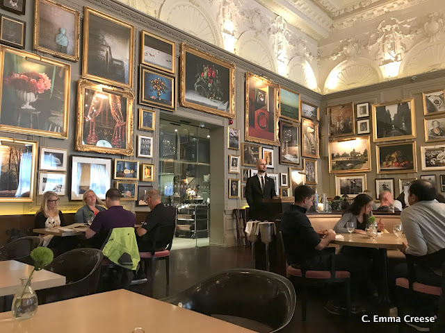 Luxury Brunch at Berners Tavern Fitzrovia Adventures of a London Kiwi