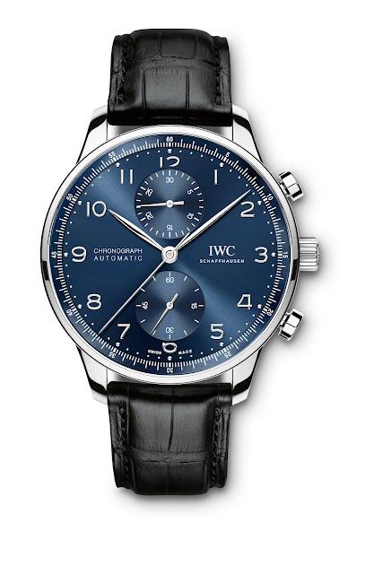 IWC Portugieser Cronografo