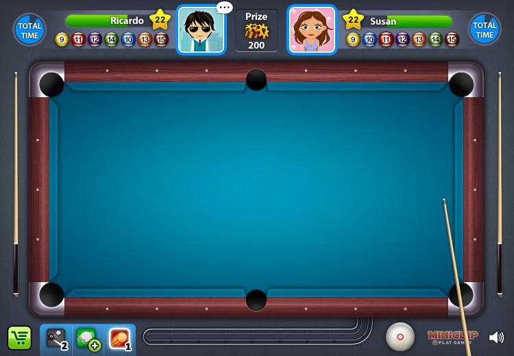 Android HVGA and QVGA Games Hack: 8 Ball Pool APK v1.0.5