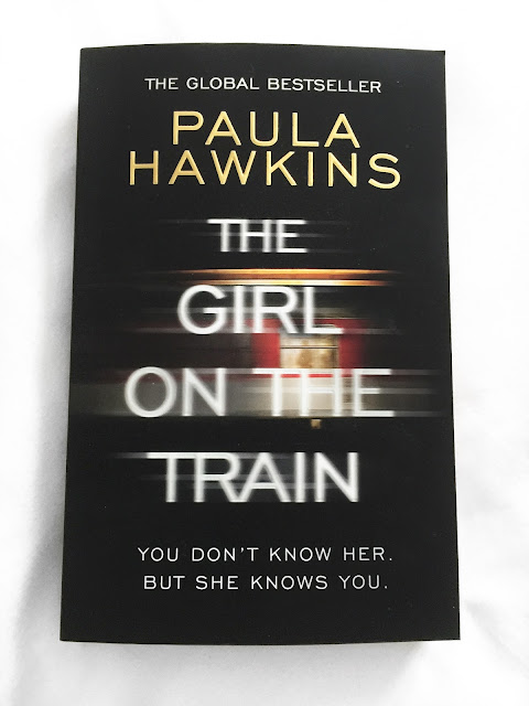 book, the girl on the train, popular, must have,