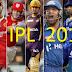 आईपीएल 10 के लिए 76 खिलाड़ियों नीलामी 20 20 फरवरी को - IPL 10 player auction at february 20