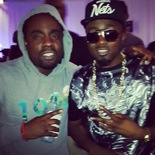 ice Prince - Bull (snippet) ft Wale