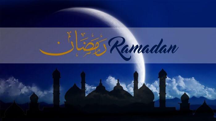 gambar ucapan selamat bulan ramadhan